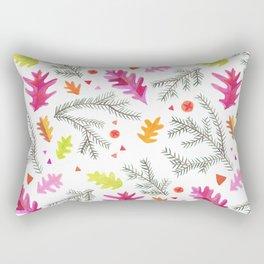 Tree Bits Rectangular Pillow