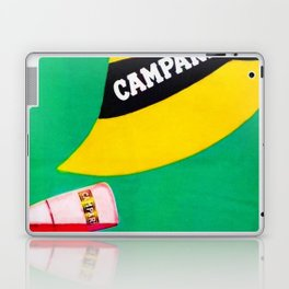 Extremely rare Campari Aperitif 'l aperitivo bullet' Advertisement Print Laptop & iPad Skin