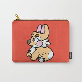 Corgi Carry-All Pouch