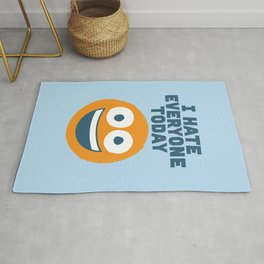 Loathe Is the Answer Rug