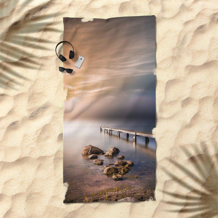 Armageddon Beach Towel