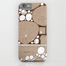 Rock Blueprint Slim Case iPhone 6s