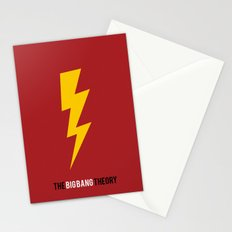 The Big Bang Theory - Minimalist Stationery Cards