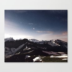 The Fault in Our Stars #buyart Canvas Print