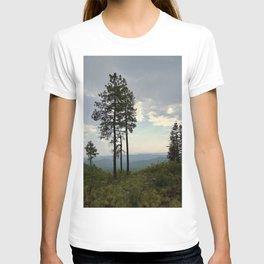 Roadside Mountain View T-shirt