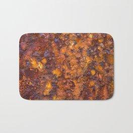 Heavy Rust Bath Mat