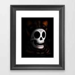 Catlaca Framed Art Print