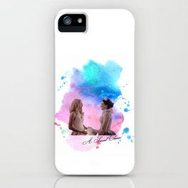 swan queen: second chance iPhone Case