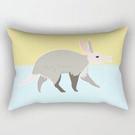 Ardy Aardvark Rectangular Pillow