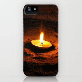 Light of hope iPhone Case