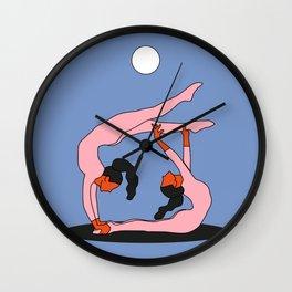 LUNA LLENA Wall Clock