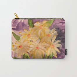 Everything is coming up Daisies Carry-All Pouch