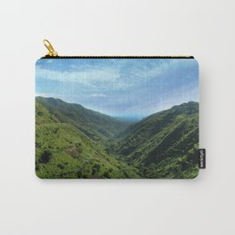 Uganda, Africa Carry-All Pouch