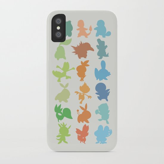 The Starters iPhone Case