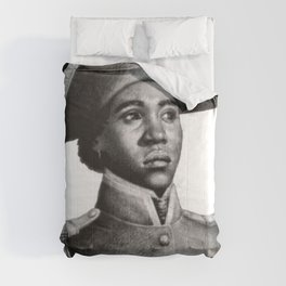 Suzanne Béliar, Haitian Freedom fighter Comforters