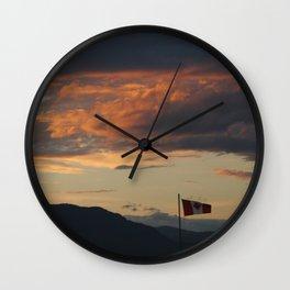 O Canada Wall Clock