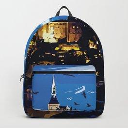 Mont Saint-Michel Backpack
