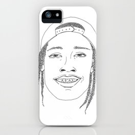A$AP iPhone Case