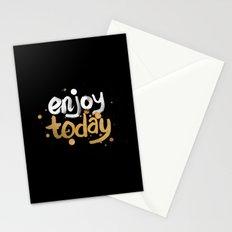 Enjoy Today Stationery Cards