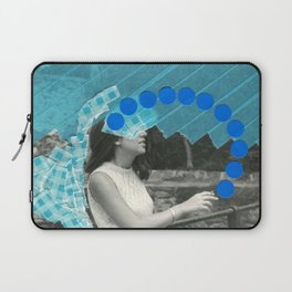 Smokey Eyes Laptop Sleeve