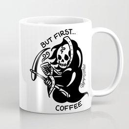 But First... Coffee Coffee Mug