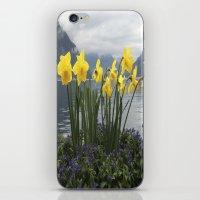 switzerland iPhone & iPod Skins featuring Switzerland by NatalieBoBatalie