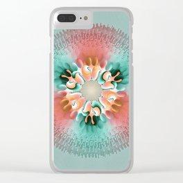 Siddhartha Clear iPhone Case