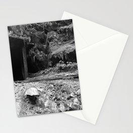 Quiet Mine Stationery Cards