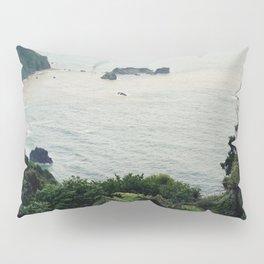 New Zealand Coast Pillow Sham