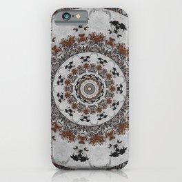 Stone Ridge Kaleidoscope iPhone Case