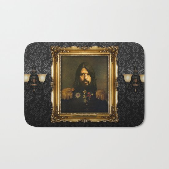 Dave Grohl - replaceface Bath Mat