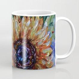 Ah, Sunflower by Lena Owens Coffee Mug