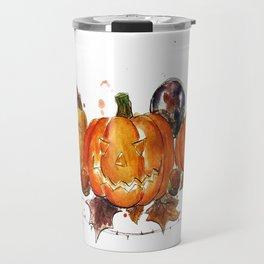 Pumpkins + Squashes Travel Mug