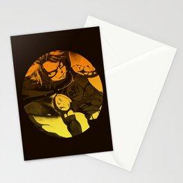 Orange NTS Stationery Cards