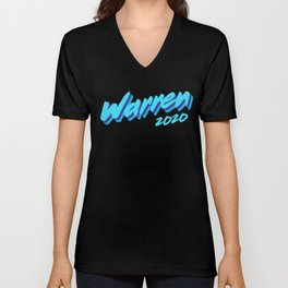 Rad Warren Unisex V-Neck