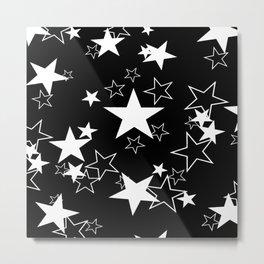 star art Metal Print
