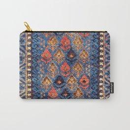 Baluch Balisht Khorasan Northeast Persian Bag Print Carry-All Pouch