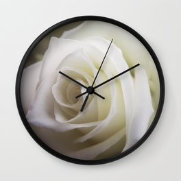 Love and Light #4 Wall Clock