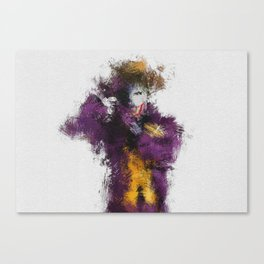 The Clown Prince of Crime Canvas Print
