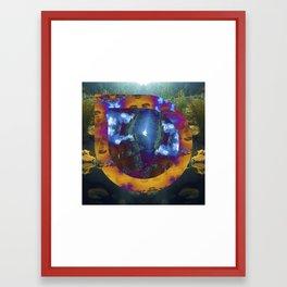 Phone Creation 9 Framed Art Print