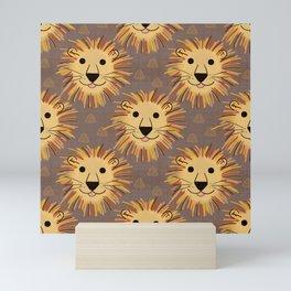 Lion Pride Mini Art Print