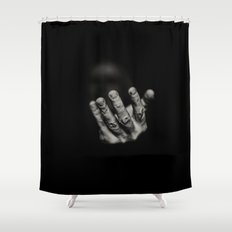 And I do appreciate you being 'round.... Shower Curtain