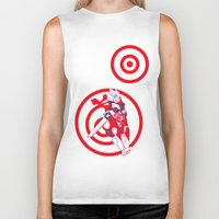 my mad fat diary Biker Tanks featuring Fat Drift by riotbreaker