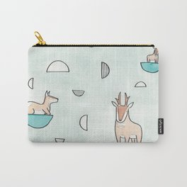 peninsular pronghorn Carry-All Pouch