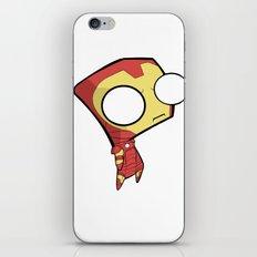 Gir- Iron Man iPhone & iPod Skin