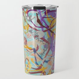 Shamanic Painting 08 Travel Mug