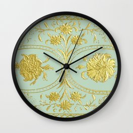 sunshine over versailles Wall Clock
