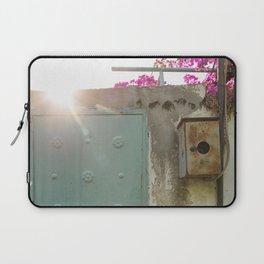 Doorways - Cunda Island Laptop Sleeve