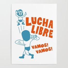 LUCHA LIBRE#29 Poster