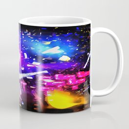Turn Up Coffee Mug